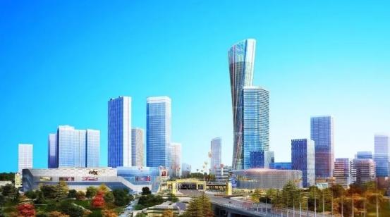 泸州万象汇房产位置-金科博翠湾 抢占城西中心,执掌城市未来 房产装图片