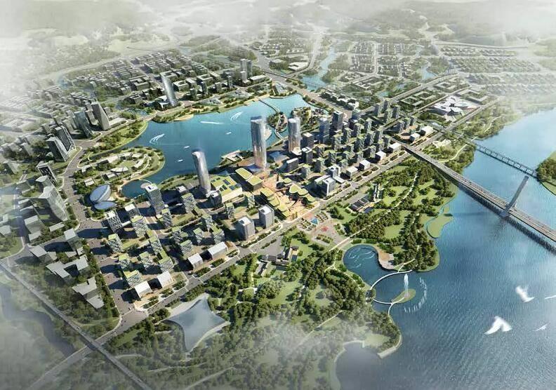 华章再启,佳乐集团助力遂宁打造金融商业中心